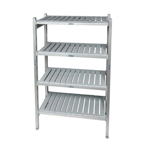 EKO Fit Express Shelving (Starter Bay 4 Shelves)