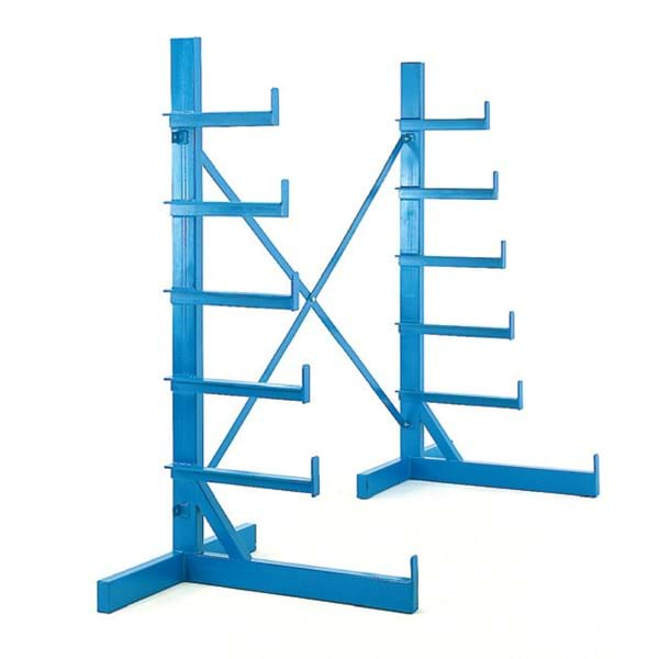 Single Sided Horizontal Bar Rack (Extension Bay)