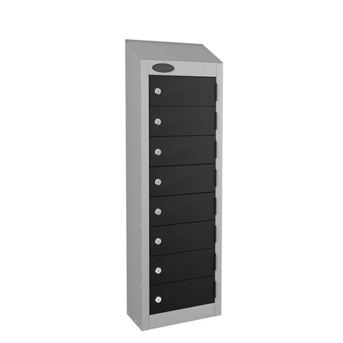 PROBE Low Wallet Locker 8 Tier Includes Sloping Top