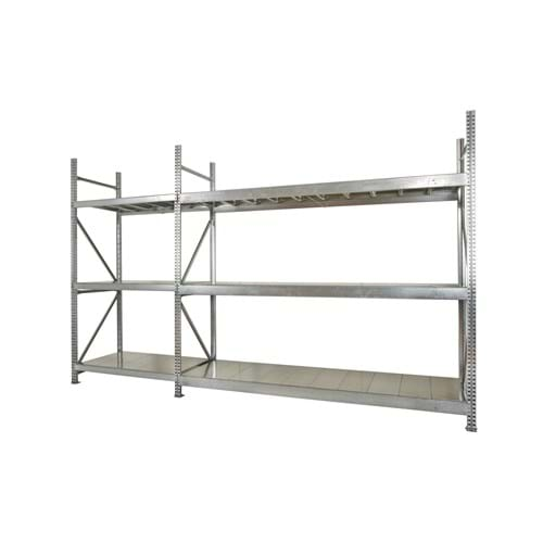 Midispan Galvanised Racking (Extension Bay)