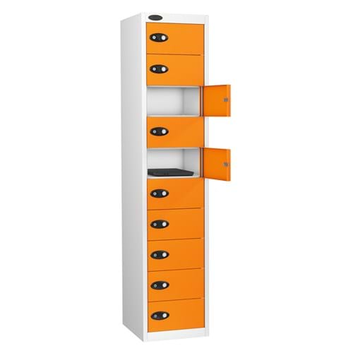 PROBE Ten Compartment Locker