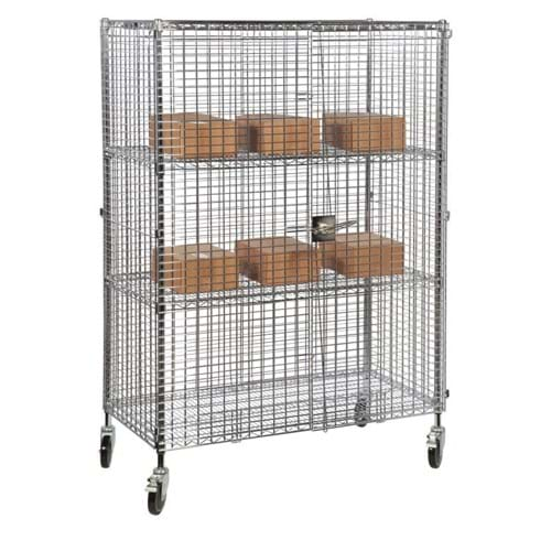 Eclipse Chrome Wire Security Cage (Mobile)