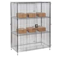 Eclipse Chrome Wire Security Cage