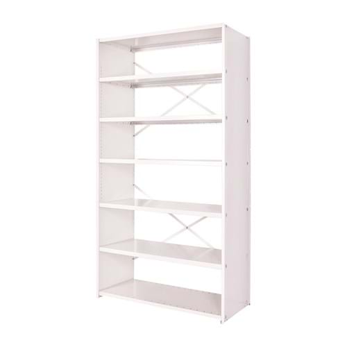 Delta Plus Steel Shelving (Starter Bay)