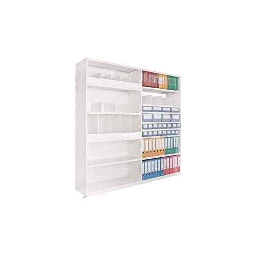 Delta Plus Steel Shelving (Extension Bay)