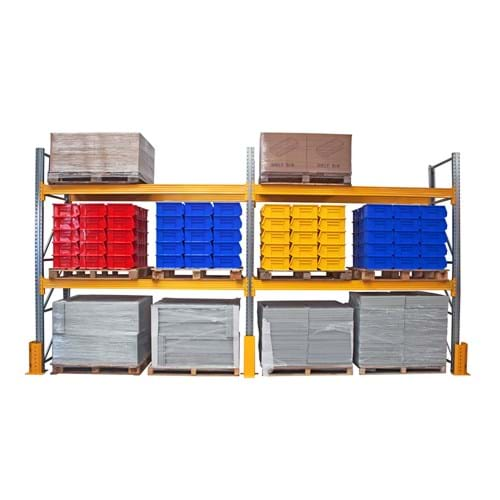 Pallet Racking 900 Kits (UK Pallets)