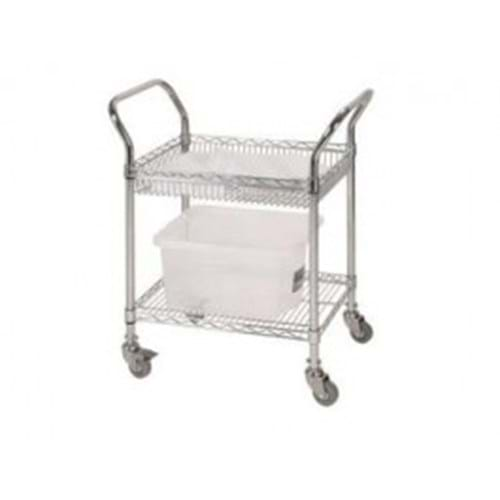 Eclipse Chrome Wire Combo Trolley