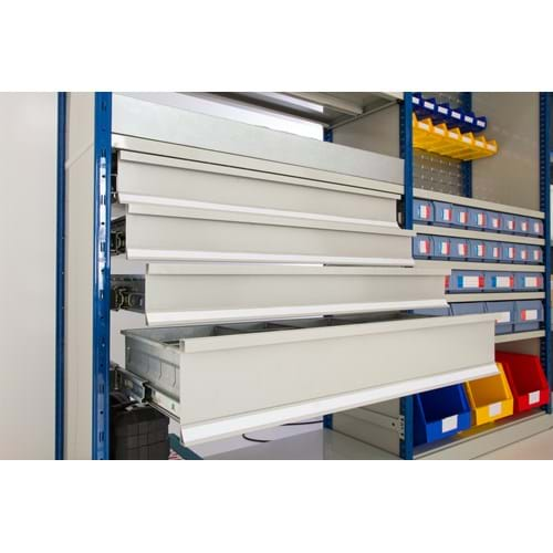 Expo 4 Roll Out Drawer (Inc Runners)