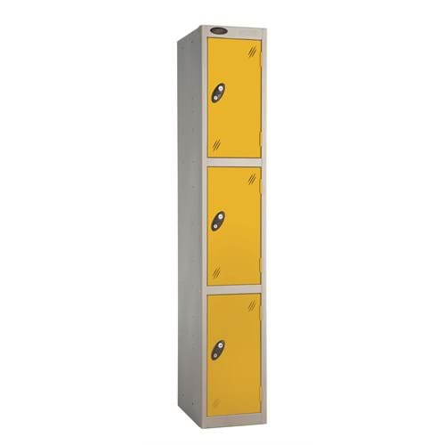 PROBE Three Compartment Locker