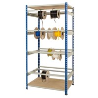 Rivet Cable Reel Racking