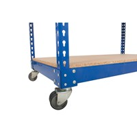 Rivet Trolley Shelving