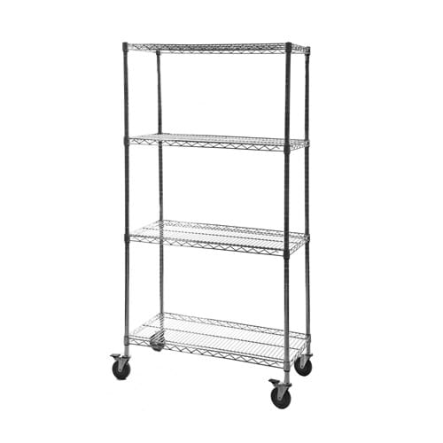 Eclipse Chrome Wire Mobile Rack