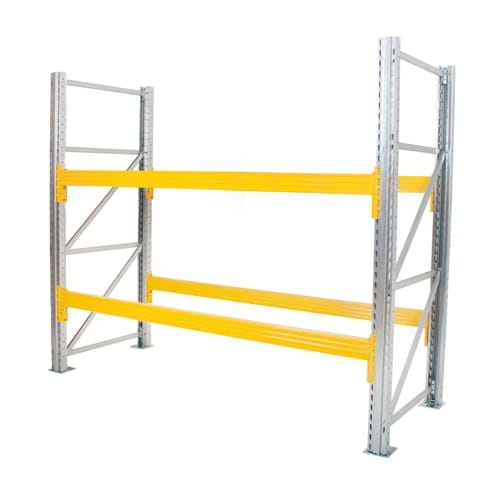 Pallet Racking 1100 Kits (Euro Pallets)