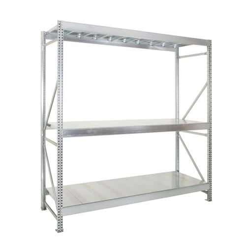 Midispan Galvanised Racking (Starter Bay)