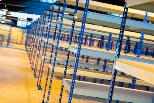 Heavy Duty Shelving & Racking