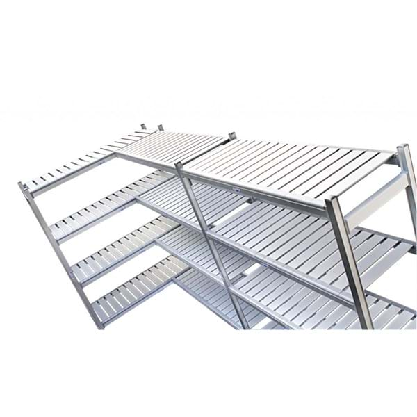 EKO Fit Express Shelving (Extension Bay 4 Shelves)