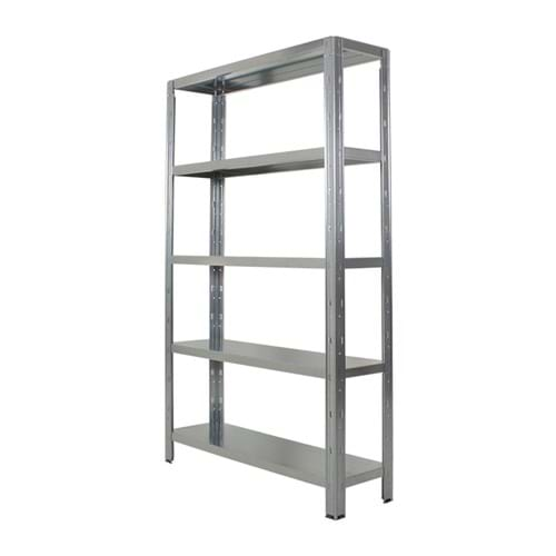 Idea Plus Steel Shelving Bay