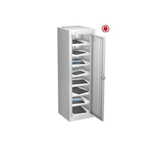 Single Door 8 Shelf TABbox Charging Locker