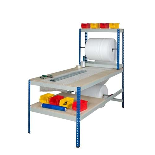 Rivet Long Packing Workstation