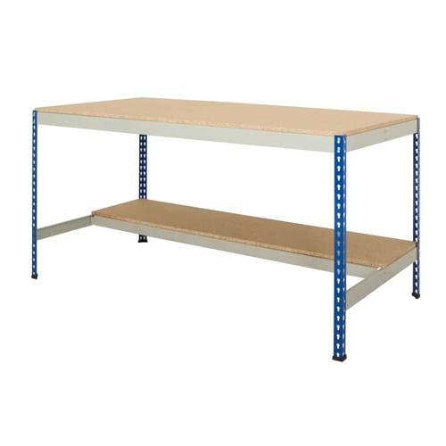 Rivet Workbench - Half Undershelf