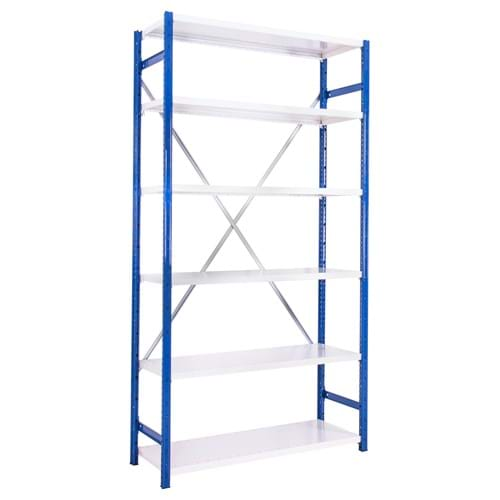 Expo 4 Open Shelving Bay (Starter Bay)